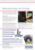 Tool Pre-Setters - 3