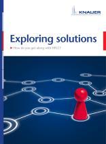 Exploring solutions - HPLC