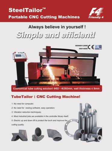 TubeTailorI cutting machine