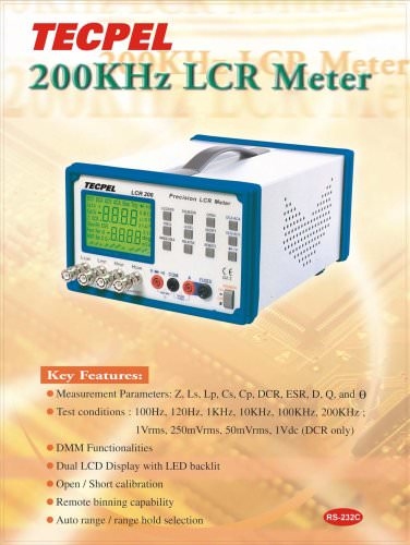 LCR Precision Instrument