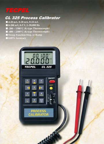 Process Calibrator