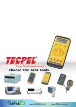 TECPEL Measuring Meters - 1