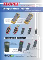 TECPEL Temperature Meters - 1