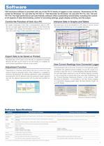 temperature Humidty air pressure, light data logger - 5