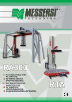RA300 / RTA automatic stretch wrapping