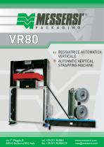 VR80 automatic vertical strapping machine