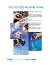 Handheld Dispense Valves