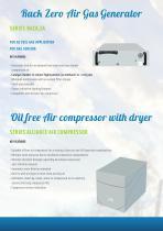 The « Modular Rack Gas Generators » Solution - 14