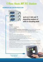The « Modular Rack Gas Generators » Solution - 16