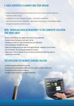 The « Modular Rack Gas Generators » Solution - 2