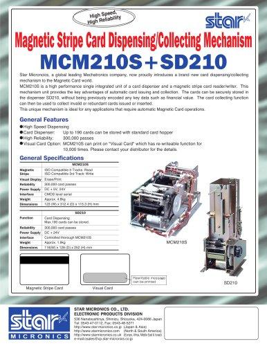 MCM210S+SD210
