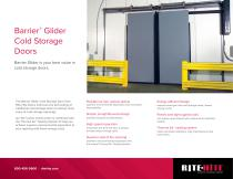 Barrier Glider