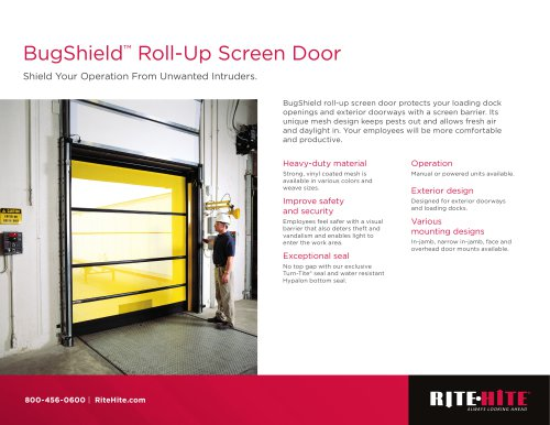 BugShield:Roll-up