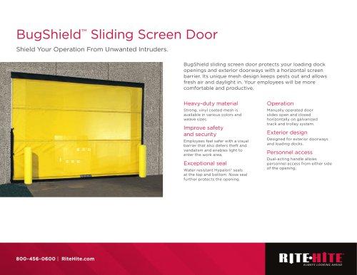 BugShield Screen Doors