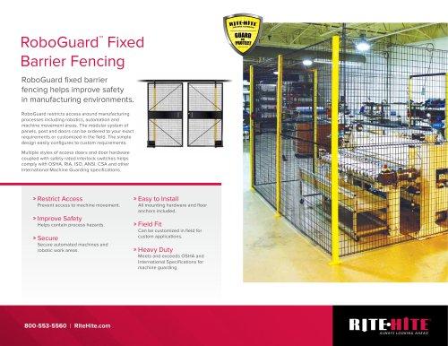 Hazard Containment Solution: Roboguard