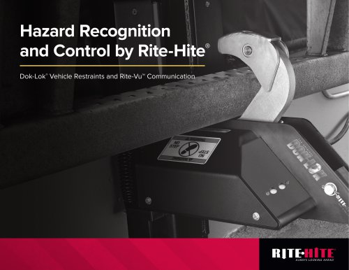 Hazard Recognition and Control by Rite-Hite®
