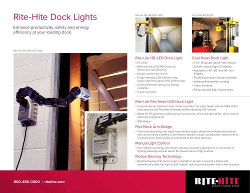 Loading Dock Lights
