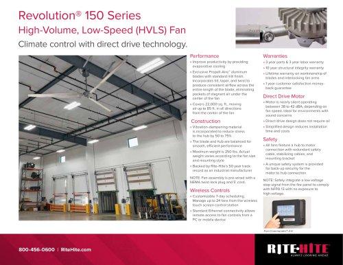 Revolution® 150 Series