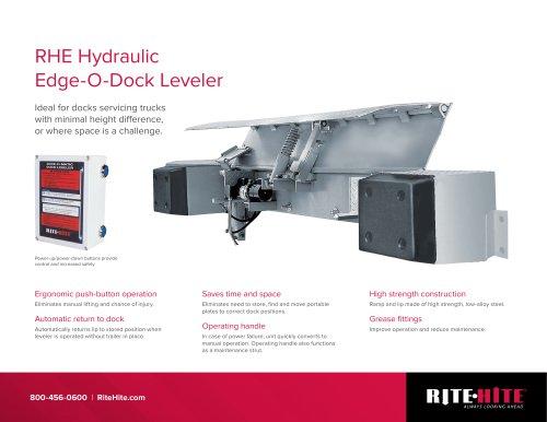 RHE: Hydraulic Edge-O-Dock