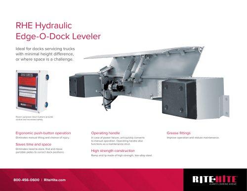 RHE Hydraulic Edge-O-Dock Leveler