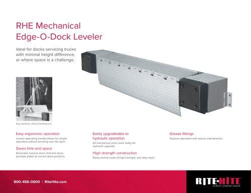 RHE: Mechanical Edge-O-Dock