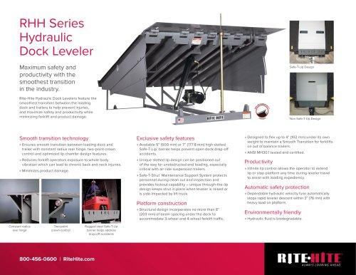 RHH 4000 Hydraulic leveler