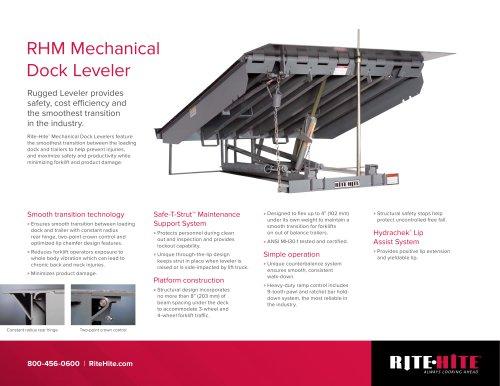 RHM: Mechanical Dock Leveler