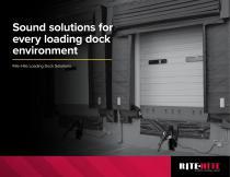 Rite-Hite Loading Dock Solutions