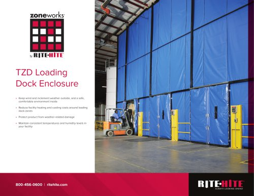 TZD Loading Dock Enclosure