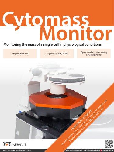 Cytomass Monitor