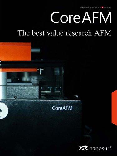 Nanosurf CoreAFM