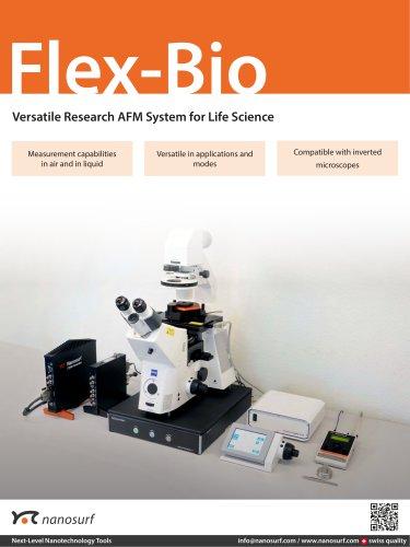 Nanosurf Flex-Bio