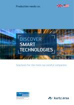 Ersa DISCOVER SMART TECHNOLOGIES