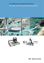 Ersa Rework & Inspection Systems Catalogue