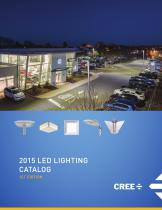 2015 LED LIGHTING  CATALOG - 1
