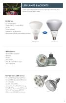 2016 LED LIGHTING  PRODUCT GUIDE - 9