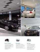 Application Guide : Auto Dealership Lighting - Unmatched Lighting Performance and Quality With No Compromise - 7