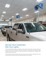 Application Guide : Auto Dealership Lighting - Unmatched Lighting Performance and Quality With No Compromise - 8
