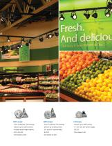 Application Guide : Grocery Store Lighting - The Power to Turn Lighting into Bottom-Line Savings - 9