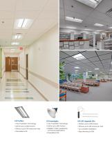 Application Guide : Healthcare Lighting - Appealing Spaces with Healthier Bottom Lines - 11