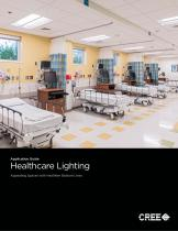 Application Guide : Healthcare Lighting - Appealing Spaces with Healthier Bottom Lines - 1