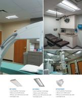 Application Guide : Healthcare Lighting - Appealing Spaces with Healthier Bottom Lines - 7