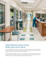 Application Guide : Healthcare Lighting - Appealing Spaces with Healthier Bottom Lines - 8