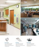 Application Guide : Healthcare Lighting - Appealing Spaces with Healthier Bottom Lines - 9
