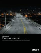 Application Guide : Municipal Lighting - Safer Streets with Dramatically Better Visibility and a Maximized Bottom Line - 1