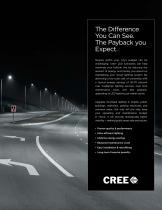 Application Guide : Municipal Lighting - Safer Streets with Dramatically Better Visibility and a Maximized Bottom Line - 3