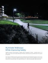 Application Guide : Municipal Lighting - Safer Streets with Dramatically Better Visibility and a Maximized Bottom Line - 6