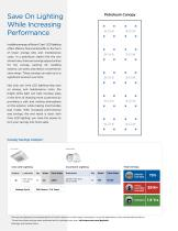 Application Guide : Petroleum Lighting - Energy and Maintenance Savings with Increased Lighting Performance - 14