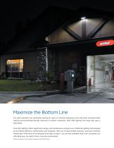 Application Guide : Petroleum Lighting - Energy and Maintenance Savings with Increased Lighting Performance - 8