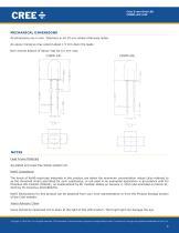 Cree® Screen Master® 5-mm Oval LED C5SMF-AJF/AJE - 6